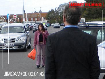 UK milfs roaming carparks