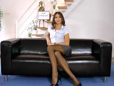 Ultimate sex secretary!