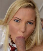 Sexy schoolgirl sensation!