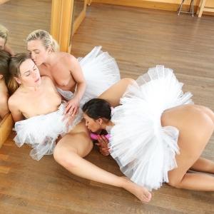 Naughty ballerina plan