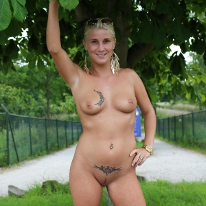 Dutch Desha naked in Lelystad