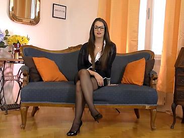 Angelina Meter Maid