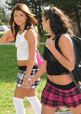 Seventeen Girl Caroline