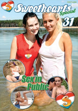 dvd cover Young Busty