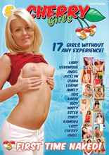 dvd cover Cherry Girls