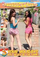 dvd cover Seventeens Summertime