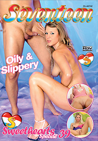 DVD cover Teenage Love Stories