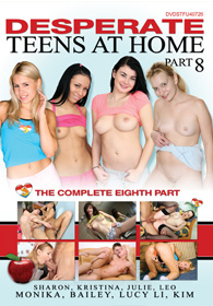 DVD Desperate Teens at Home