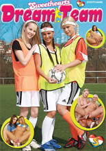dvd cover Dream Team