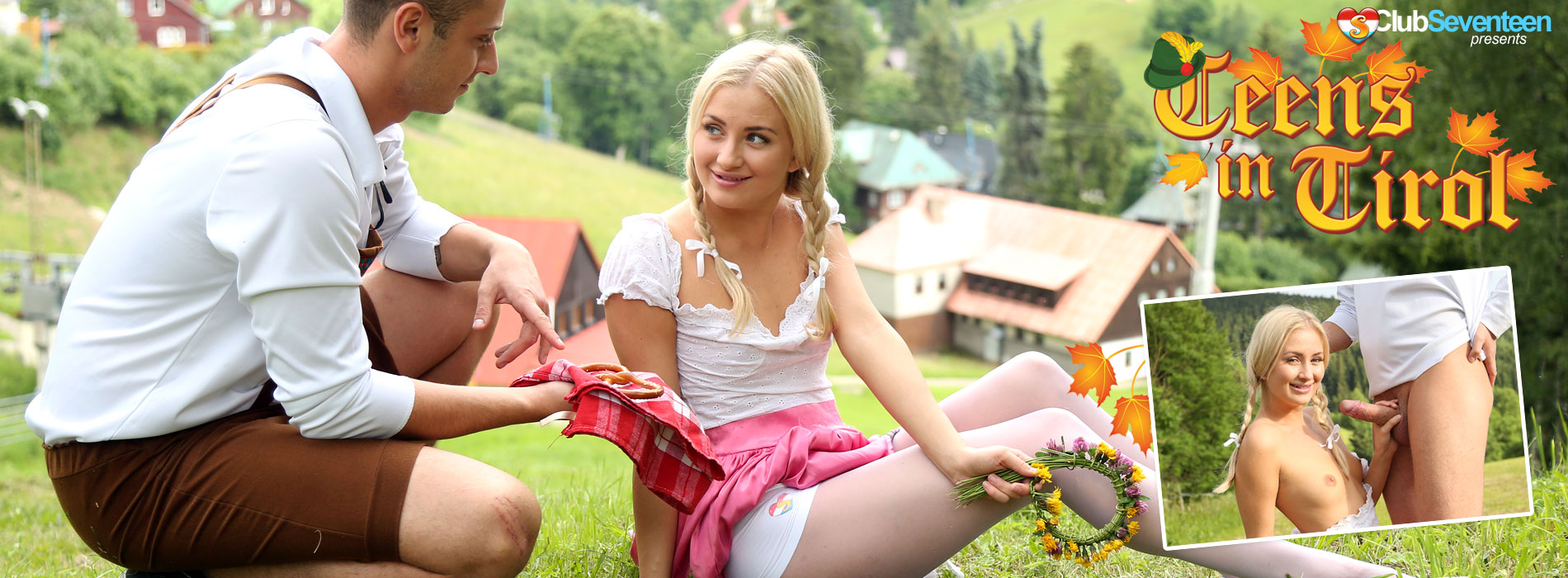 Teens in Tirol Porn