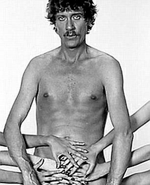 Classic Pornstar John Holmes