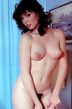 Kandi's posing nude