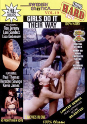 DVD Swedish Erotica vol. 19