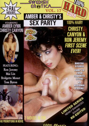 DVD Swedish Erotica vol. 17