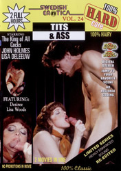 DVD Swedish Erotica vol. 24