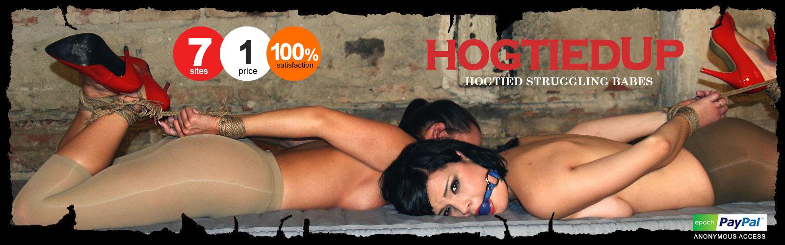 Hogtied Videos