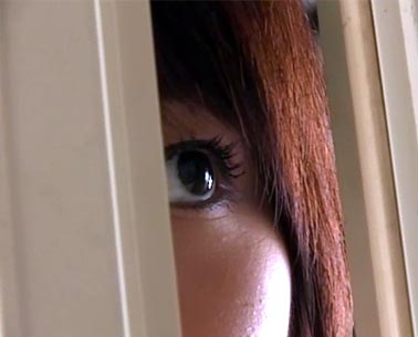 Aoyama Youko spying for sex