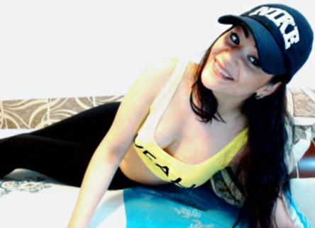 Tricia Webcam